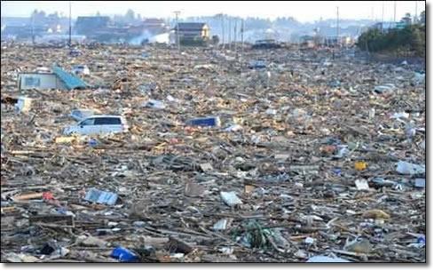 asia tsunamis: